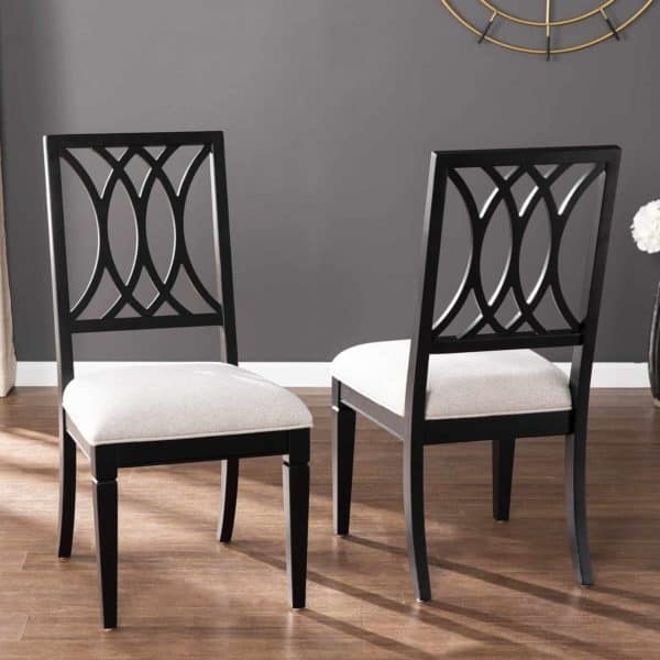 Brantingham Upholstered Dining Chairs – 2pc Set