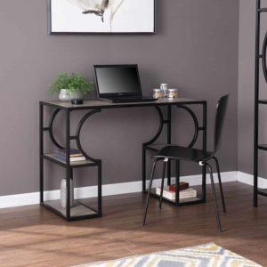 Tyberton Writing Desk w/ Storage