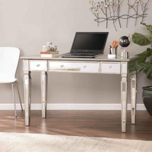 Wedlyn Mirrored Writing Desk