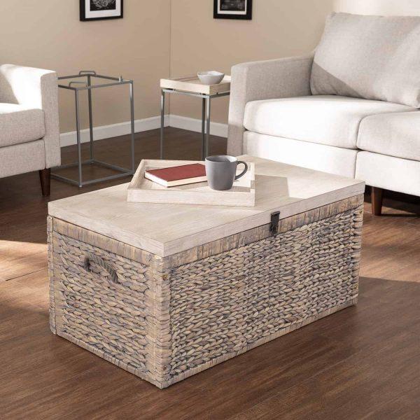 Escavia Living Room Table
