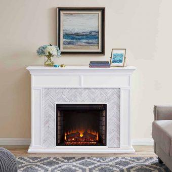 SEI fireplace